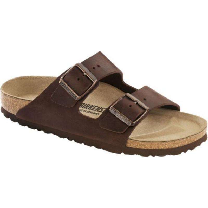 Birkenstock Arizona Habana Skinn Normal