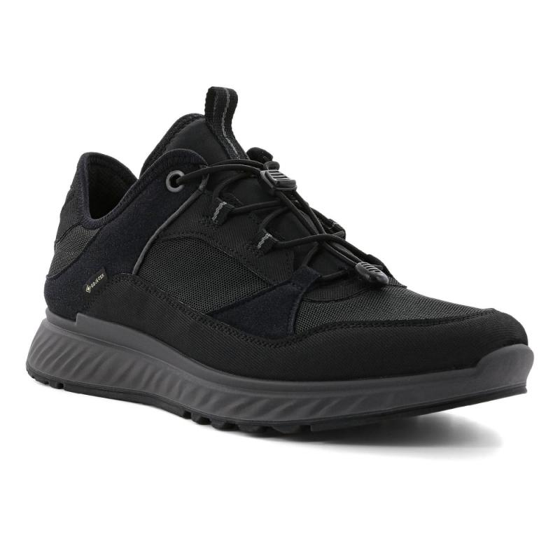 Ecco XOSTRIDE M BLACK SYNTHETIC